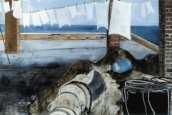 Catherine dupre fishing nets on burano for Fish net company